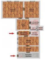 Bem rakpart 179MFt - 119 m2eladó  lakás ingatlanBudapest 2. kerület