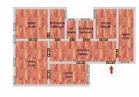 Csengery utca 64.9MFt - 108 m2eladó Polgári lakás ingatlanBudapest 7. kerület
