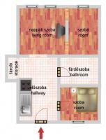 Király utca 51.9MFt - 56 m2eladó Polgári lakás Budapest 7. kerület