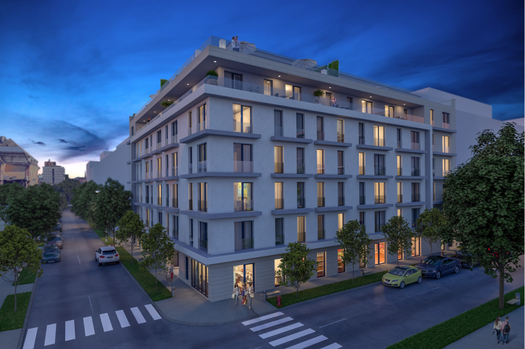 Bíró Lajos utca 39.6 MFt - 36 m2Eladó lakás Budapest