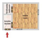 Dessewffy utca 27.5MFt - 30 m2eladó Polgári lakás Budapest 6. kerület