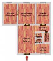 Szent István körút 104,900,000 Ft - 98 m2Eladó lakás Budapest