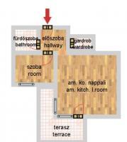 Benczúr utca 59.9MFt - 47 m2eladó Újszerű lakás Budapest 6. kerület