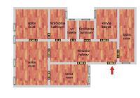 Csengery utca 64.8MFt - 108 m2eladó Polgári lakás Budapest 7. kerület