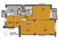 Bajza utca 54.9MFt - 88 m2eladó Polgári lakás Budapest 7. kerület