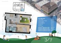 Práter utca 44.74MFt - 57 m2eladó Új építésű lakás Budapest 8. kerület