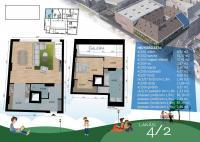 Práter utca 70.47MFt - 87 m2eladó Új építésű lakás Budapest 8. kerület